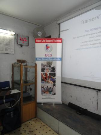 BLS training Patna