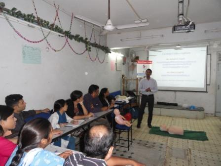 BLS training Orodental Clinic Patna