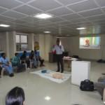 BLS Training Pic Ford Hospital Patna