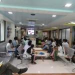 BLS training Srinivas Hospital Patna