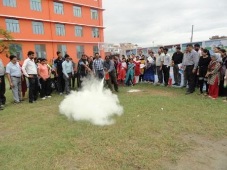 Basic Life Support & Disaster Management Training to Litera Valley School Teachers